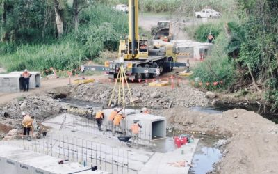 REPA Floodway Works