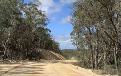Kempsey Road Upgrade