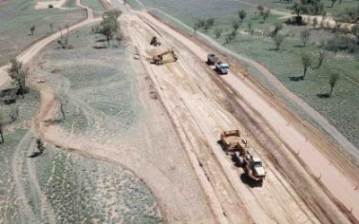 Carnarvon Highway Upgrade