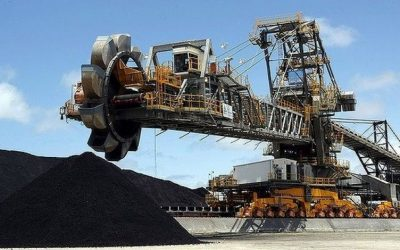 Record Coal Exports from Queensland