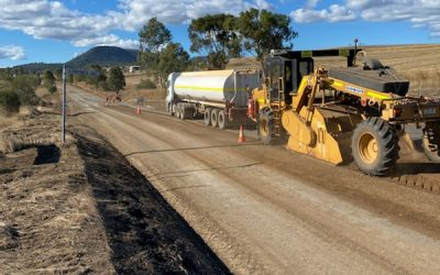 Freestone Road Upgrade