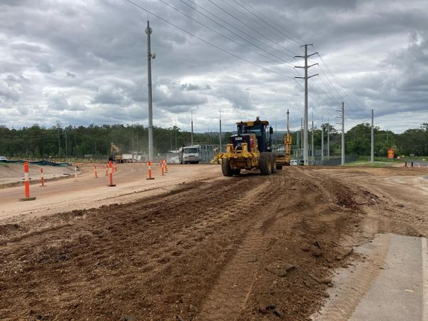 Murphy Creek Road Realignment